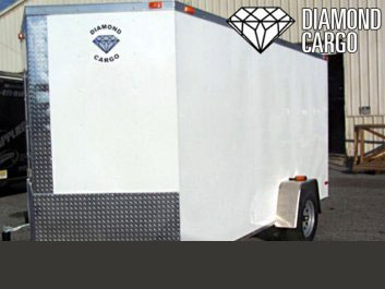 6x12 diamond cargo price