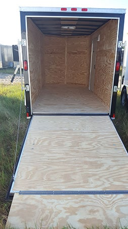 6 X 10 V Nose Cargo Trailer Guaranteed Lowest Prices